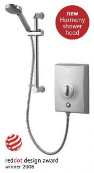 Aqualisa Quartz Electric Shower 8.5KW Chrome QZE8501